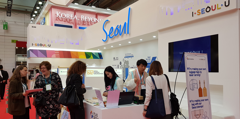 '한류 서울'의 매력을 세계에 알린 세계 최대 규모 MICE 전시회 IMEX